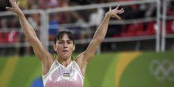 Oksana Chusovitina se aposenta em Tóquio-2020 depois de 8 Olimpíadas